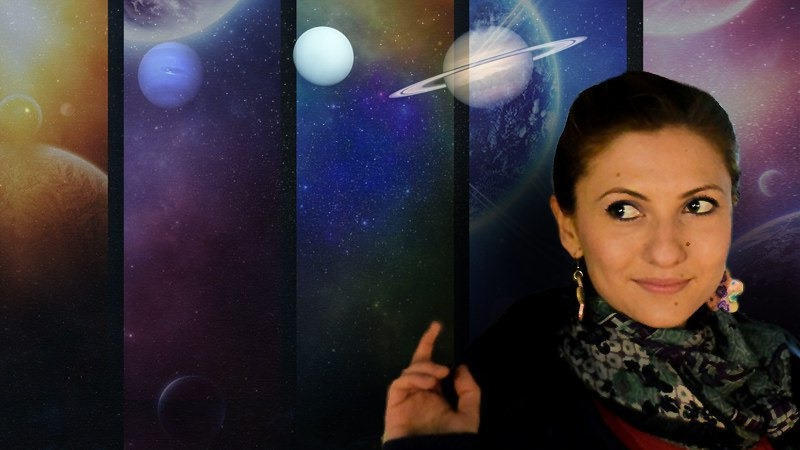Мария Качамакова - преподавател по Астрология. Прочети повече тук.
